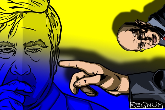 Яценюк назвал Саакашвили «лживым» и «слабым»