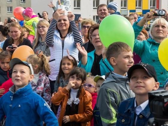 В Калуге открыли самый большой детский сад региона