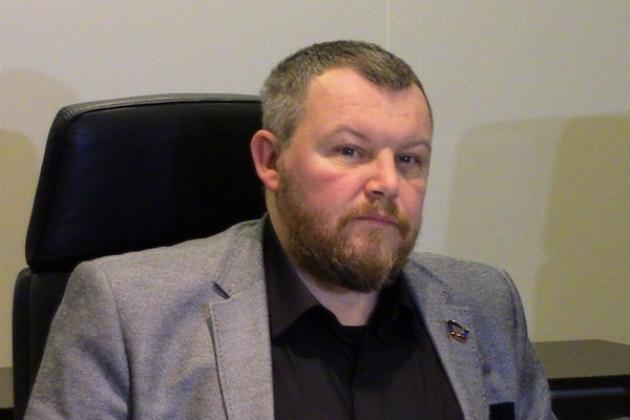 Глава Народного совета ДНР блокирован на границе с Россией