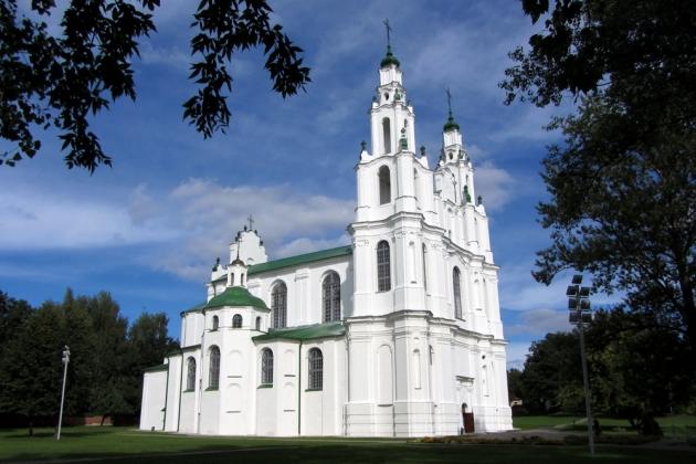 Софийский собор (Полоцк, Белоруссия).