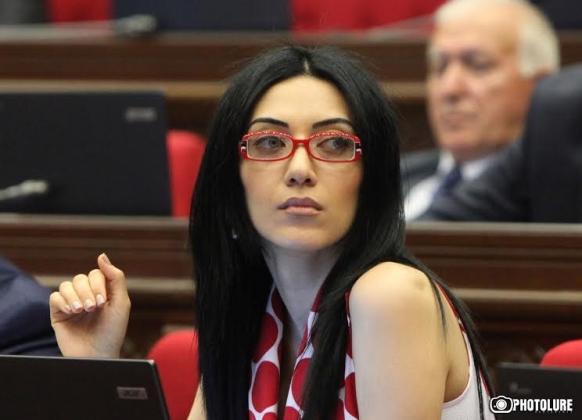 Юстицию в правительстве Армении возглавила молодая женщина