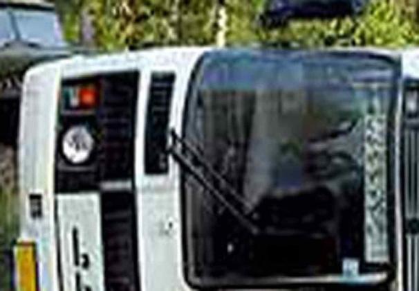 В ДТП с автобусом на архангельской трассе пострадали 12 детей