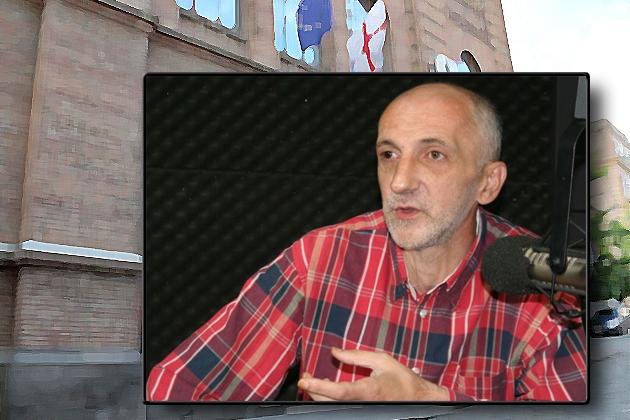 Гия Хухашвили.