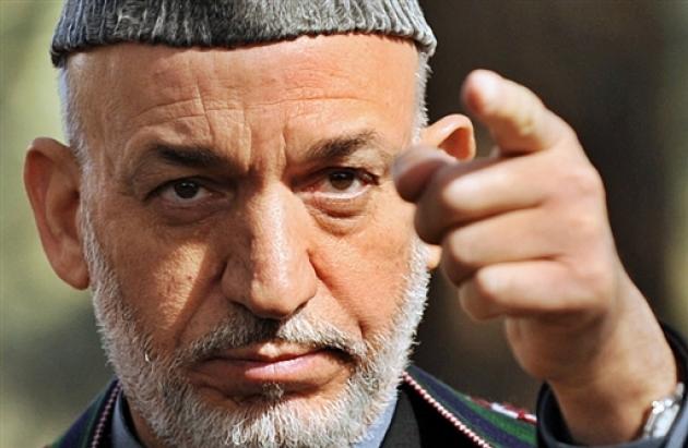Хамид Карзай подводит итоги своего президентства