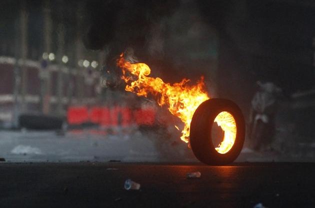 МЧС: в центре Москвы горит автосервис