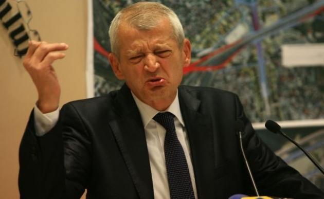 Мэр Бухареста арестован за взяточничество