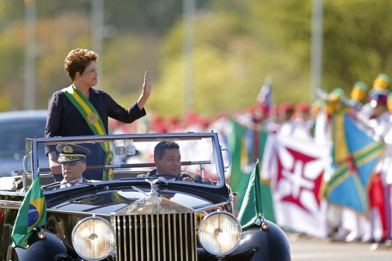 Бразилия отмечает День независимости.