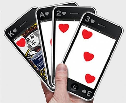 карты iphone.