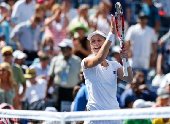 Екатерина Макарова покинула US Open.