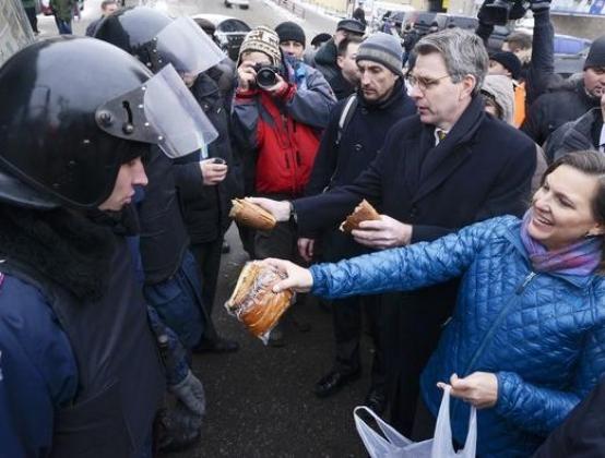 Правоохранители Молдавии задержали 3 участников антиправительственных акций