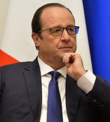 Президент Франции Франсуа Олланд kremlin.ru