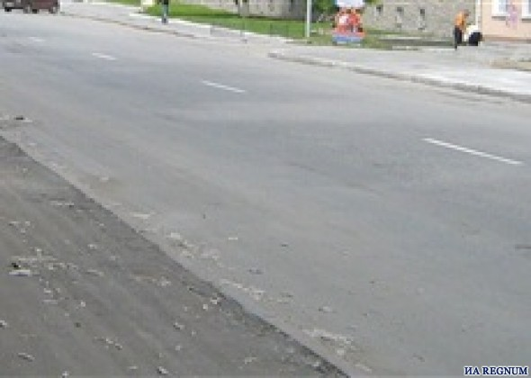 На дороги Екатеринбурга выделено 1783,5 млн руб