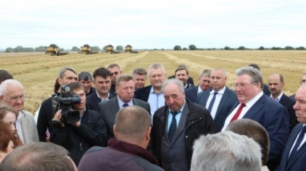 В Мордовии применят опыт успешных хозяйств для повышения урожайности зерна