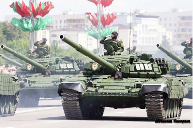 Насколько грозна белорусская армия?