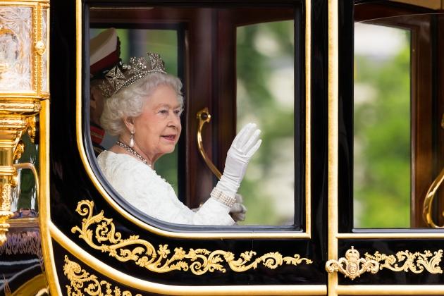 Британская разведка предотвратила покушение на королеву Елизавету II