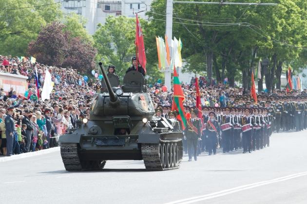 Молдавия разорвала взаимодействие с Россией в военной сфере