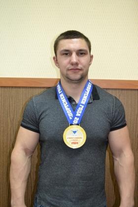 Андрей Сапожонков. Фото пресс-службы администрации Талдома