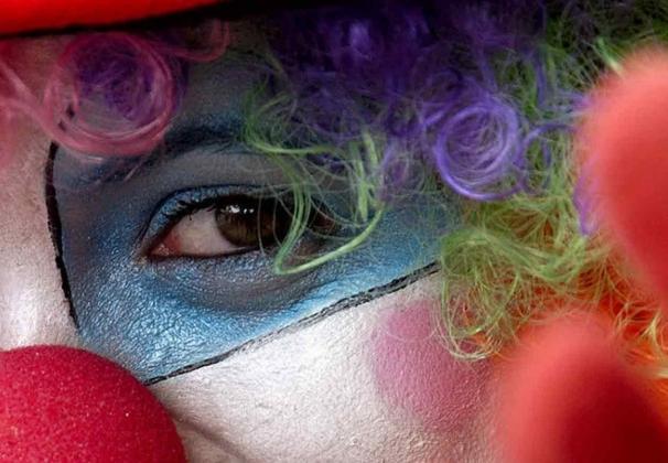 Клоун.