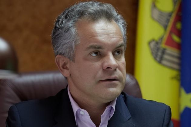 Первый вице-председатель Демпартии Молдавии олигарх Владимир Плахотнюк.