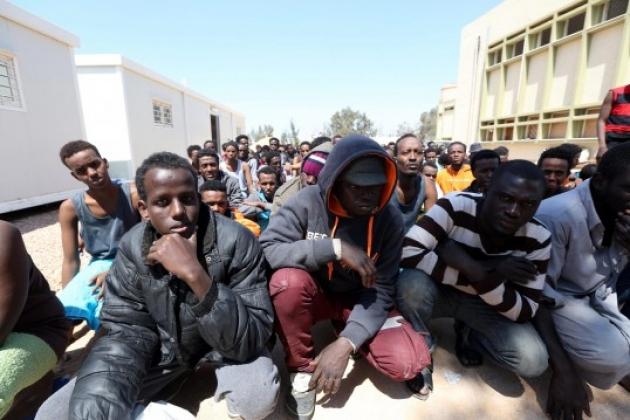 Африканская Литва: как власти торговались о беженцах