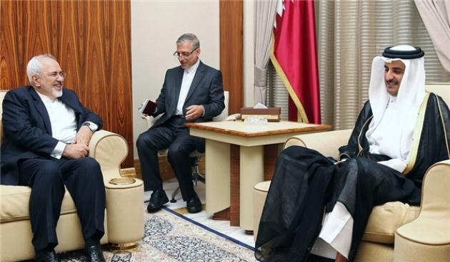 Иран и Катар объединились в борьбе за Европу