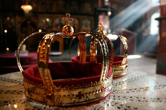 Венчальные короны.