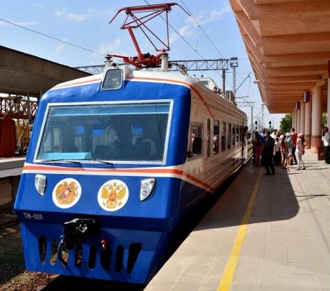 Фото с сайта компании «Южно-кавказская железная дорога»