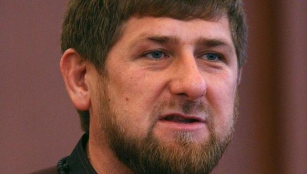 Рамзан Кадыров— глава Чеченской  Республики.