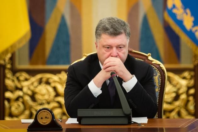 США в Киеве: Порошенко или Пораженко?