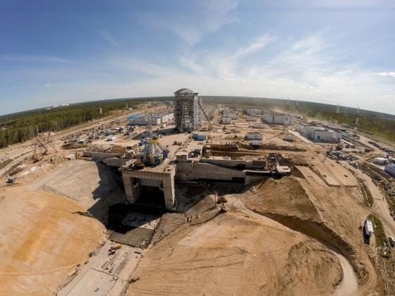 При строительстве «Восточного» украдено более 5 млрд рублей— СМИ