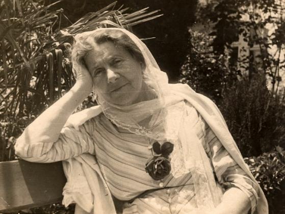 Мария Павловна Чехова. 1940-е годы
