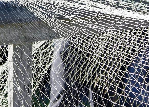 Рыболовная сеть.