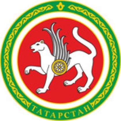 Государственный герб Республики Татарстан.