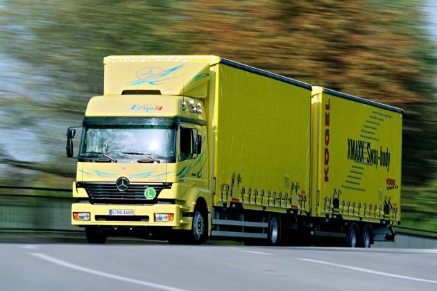 Минтранспорта РФ готовится уменьшить оплату с 12-тонников до 3 руб