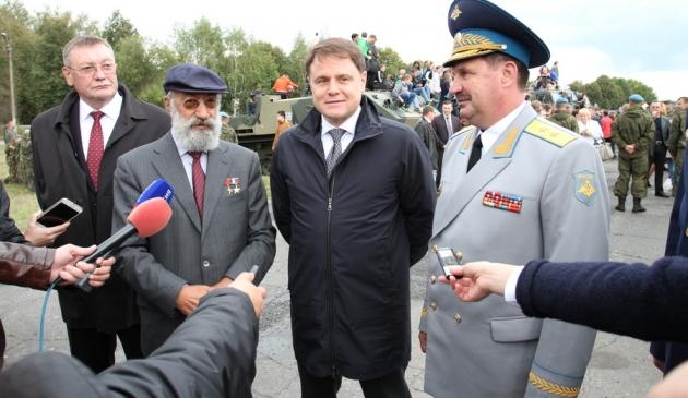 Фото управления пресс-службы правительства Тульской области