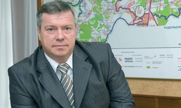Василий Голубев— временно исполняющий обязанности губернатора.