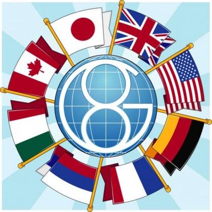 Франция: «Россия должна вернуться в G8»