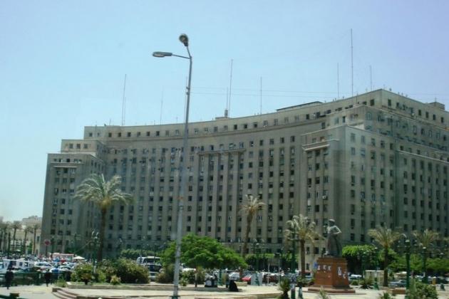 Правительство Египта. Иллюстрация tury.ru