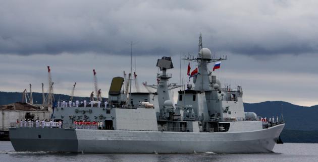 США начали диверсионную войну против России и Китая?