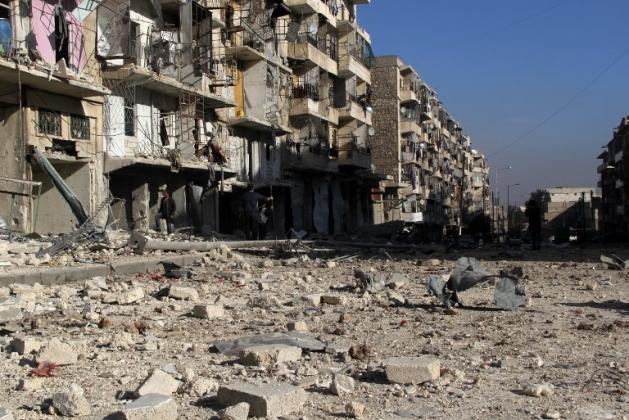 Сирия. Алеппо. Изображение: mignews.com