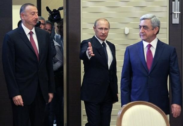 Почему карабахский конфликт сравнивают с кризисом на Украине?