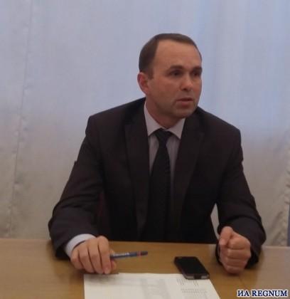 Глава ЦИКа Чувашии Александр Цветков