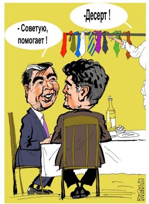 Михаил Саакашвили: экономика Украины упала до уровня Габона