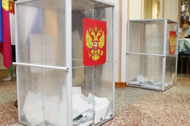 Более 60%— предварительный результат «Единой России» в думу Краснодара