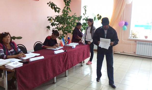 В Хакасии явка на выборах главы Черногорска составила 25,4%