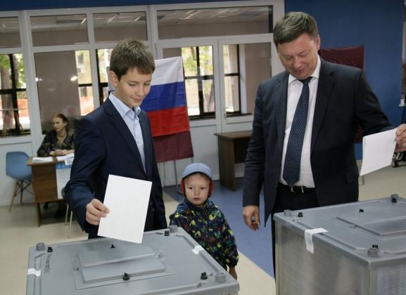 В Самаре явка на выборах в райсоветы составила 32,69%
