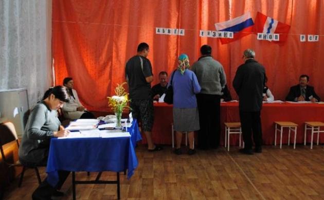 Единый день голосования в 2013 году. Фото: оmsk.izbirkom.ru