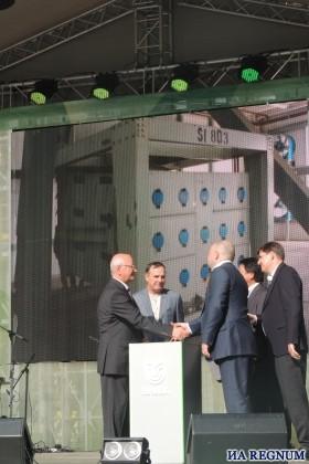 В Оренбуржье открылся новый маслозавод