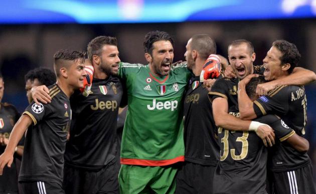 «Ювентус» обыграл «Манчестер Сити» в Лиге чемпионов