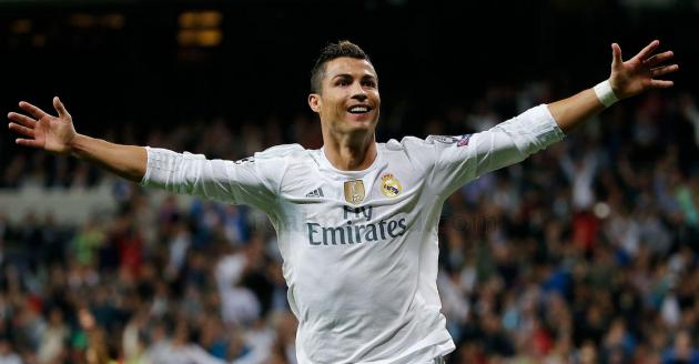 Роналду оформил хет-трик в ворота донецкого ФК «Шахтер»
